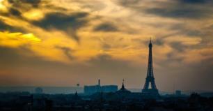 Eiffelturm und Grand Palais