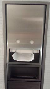 Die Toilettenfrau