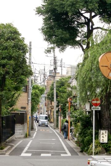 In Tokio gibt es auch Ecken, die wie ein Dorf anmuten. Ueno Sakuragi