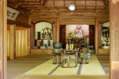 Die Haupthalle des Tōkei-ji
