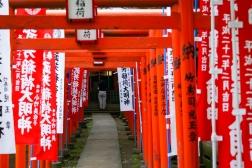 Die Tori des Kishimojindo