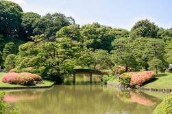Rikugi-en Garden (jap. 六義園)
