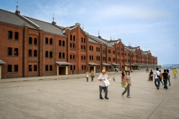 Yokohama Red Brick Warehouse (jap. 横浜赤レンガ倉庫)