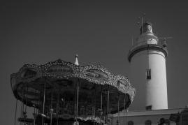 Der Leuchtturm von Malaga - La Farola De Málaga