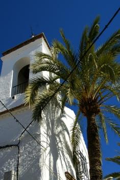 Die Kapelle Ermita del Santo Cristo de Marbella.