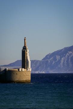 Punta del Santo ist der südlichste Punkt Kontinentaleuropas.