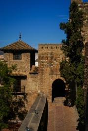 Das Castillo de Gibralfaro