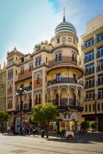 Geschäftshaus in Sevilla
