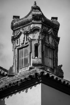 Die Taube auf dem Dach.
