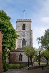 Die St James' Church.