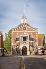 Die Poole Register Office & Ceremonx Rooms werden gern für Hochzeiten genutzt.