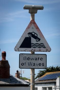 Beware of Waves