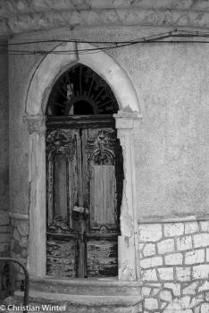 Die Tür ...