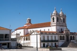 Sanctuary of Our Lady of Nazaré