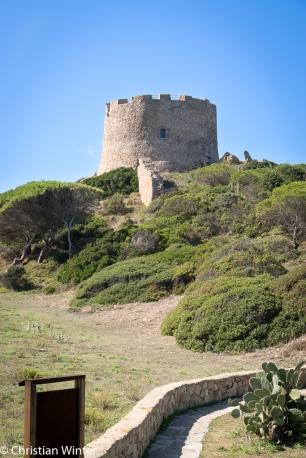 Der Torre di Longonsardo.