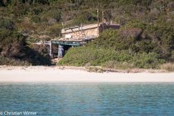 Auf der Insel Budelli gibt es sogar einen pinkfarbenen Strand. Der Zutritt zum Spiaggia Rosa ist heute allerdings verboten. Nur einem Bewohner ist der Zugang erlaubt.