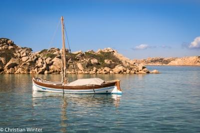 Die Inselgruppe La Maddalena ist der nördlichste Ausläufer Sardiniens.