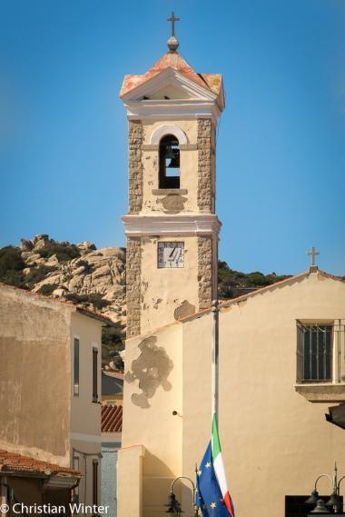 Die Parrocchia Santa Teresa.